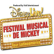 Llega a México el espectáculo teatral Disney Live! Festival Musical de Mickey